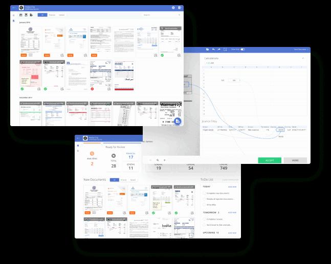 Multiple DOKKA in platform Screenshots