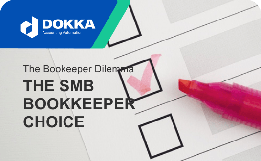 small medium business bookkeeper choice