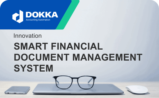 Smart Financial Document Management System