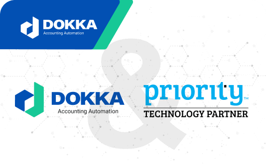 Priority Partners with DOKKA to Enhance Bookkeeper / Accountant User Experience