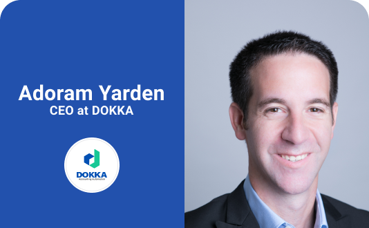Adoram Yarden new DOKKA CEO